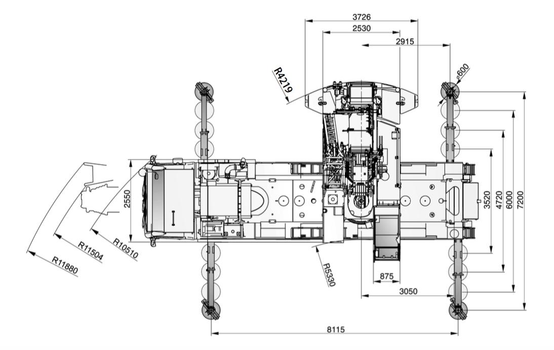 AC120-4J 寸法図